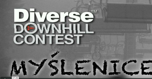 DIVERSE Downhill Contest - Myślenice '10